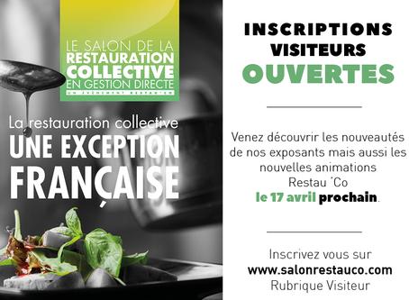 Le Salon de la Restauration Collective