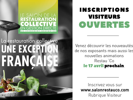 Le Salon de la Restauration Collective