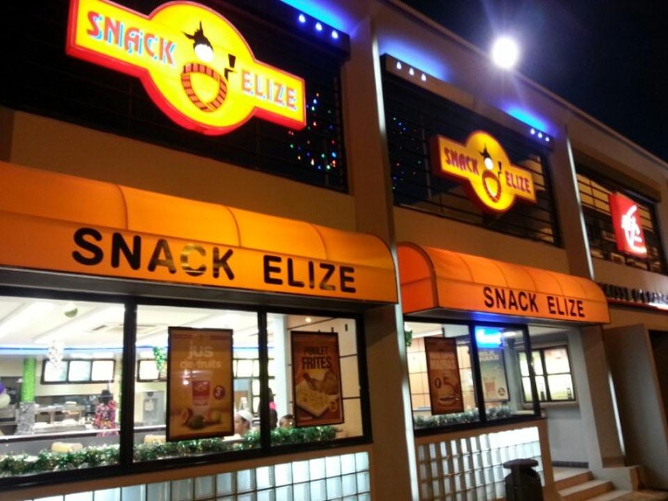 Snack Elizé