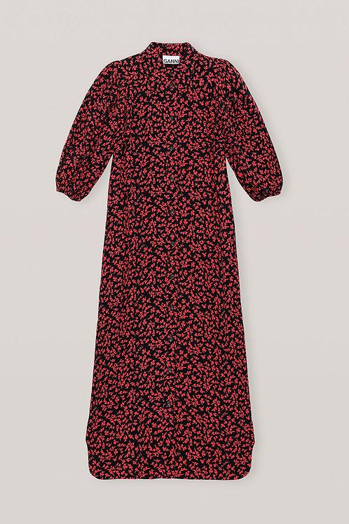 Robe Chemise Black / Ganni