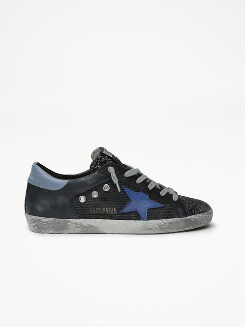Superstar Black and Blue / Golden Goose