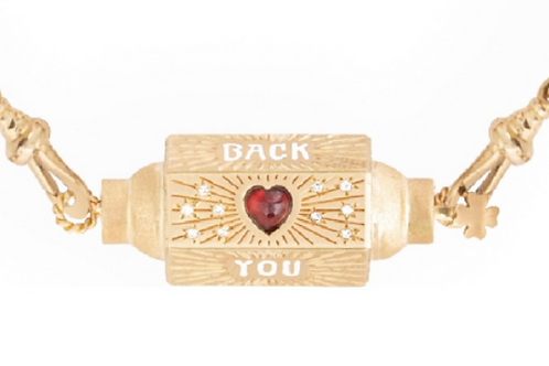 Locket Love You to the Moon and Back 14K / Marie Lichtenberg
