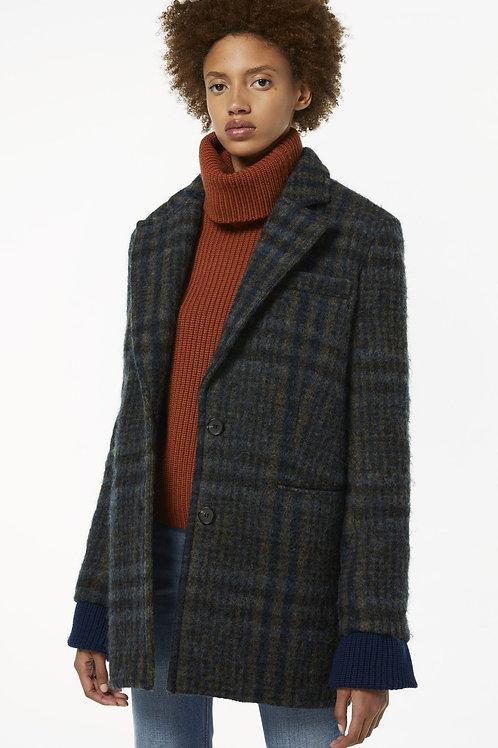 Veste épaisse en laine alpaga / Victoria Victoria Beckham