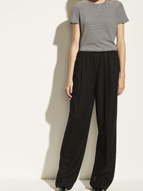 Pantalon large Black / Vince