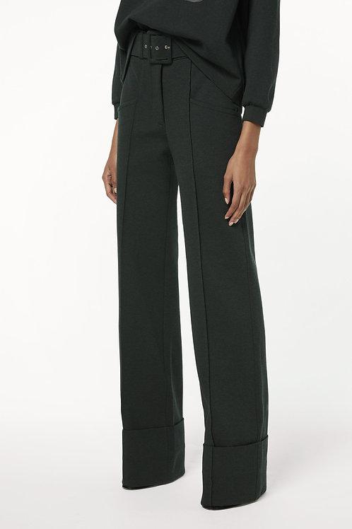 Pantalon jersey à ceinture / Victoria Victoria Beckham