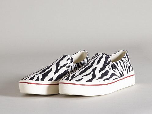 Slip-On Zebra