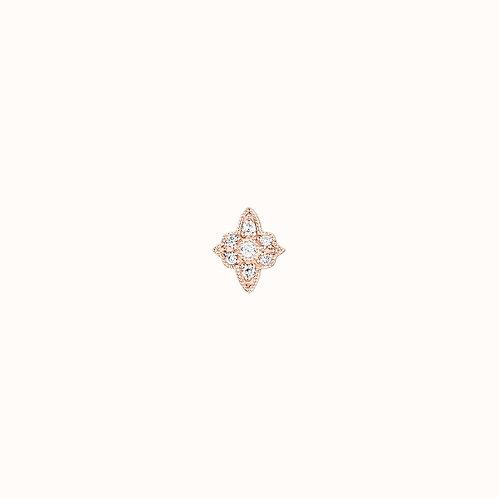 BO '' Belle Epoque'' petit modèle or rose et diamants