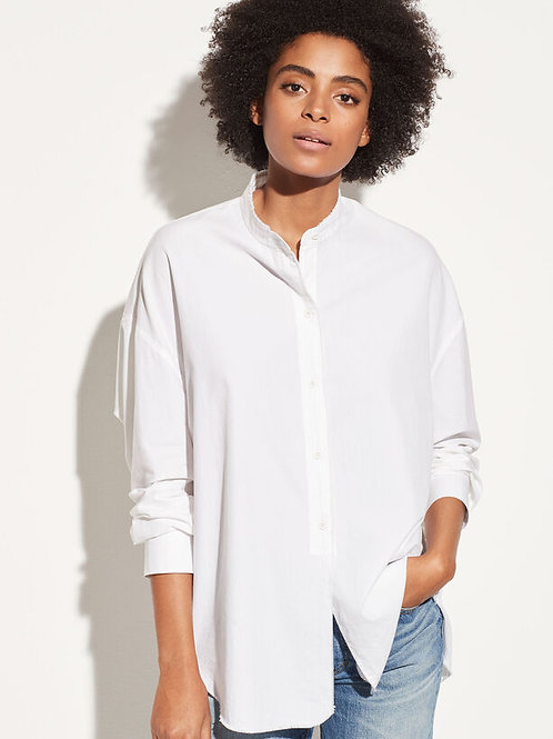 Chemise col rond / Vince