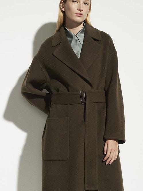 Manteau en laine vierge / Vince