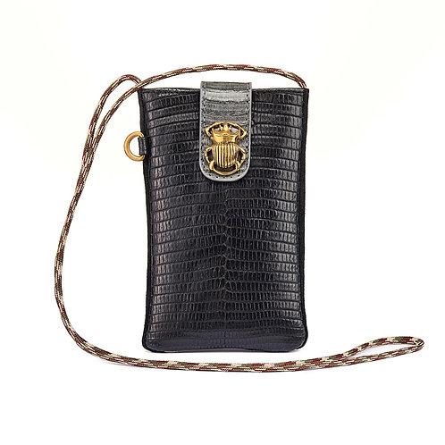 Phone Bag Marcus Black / Claris Virot