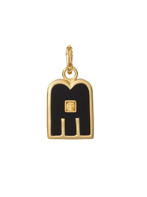 Médaille Thali 5 Black Onyx / Dorothée Sausset