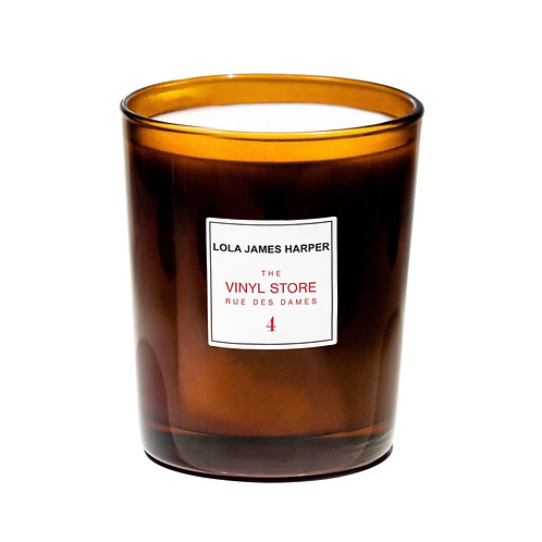 Bougie Vinyl Store / Lola James Harper