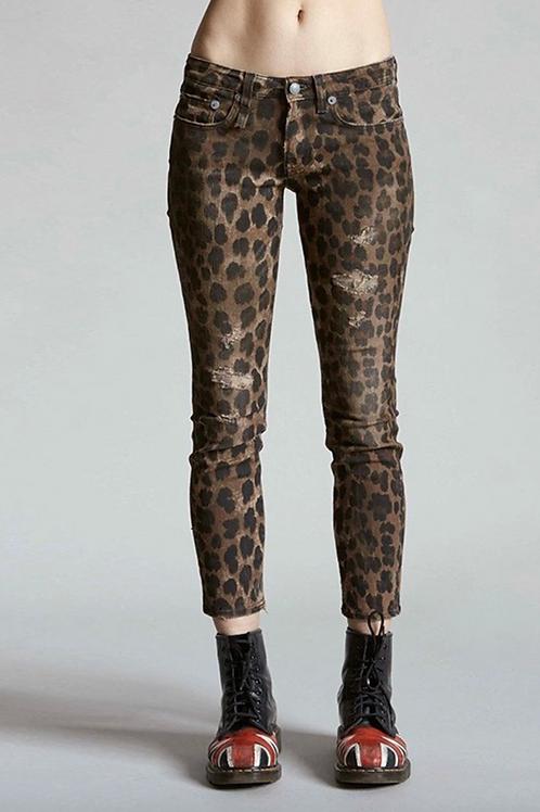 Kate Skinny - Leopard / R13