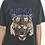 Thumbnail: Tiger Tee Black / Anine Bing