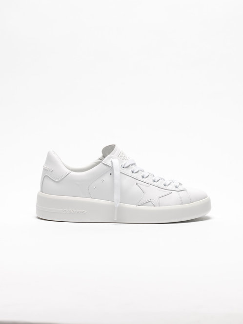 Pure Star All White / Golden Goose