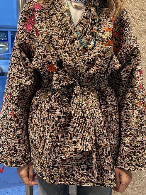 Kimono Love Noir / Monoki