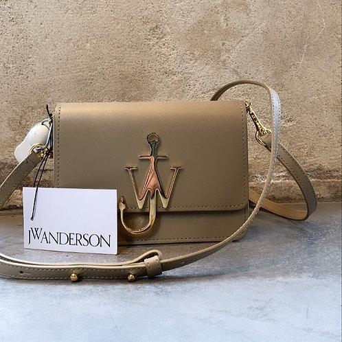 Mini sac épaule beige / JW ANDERSON