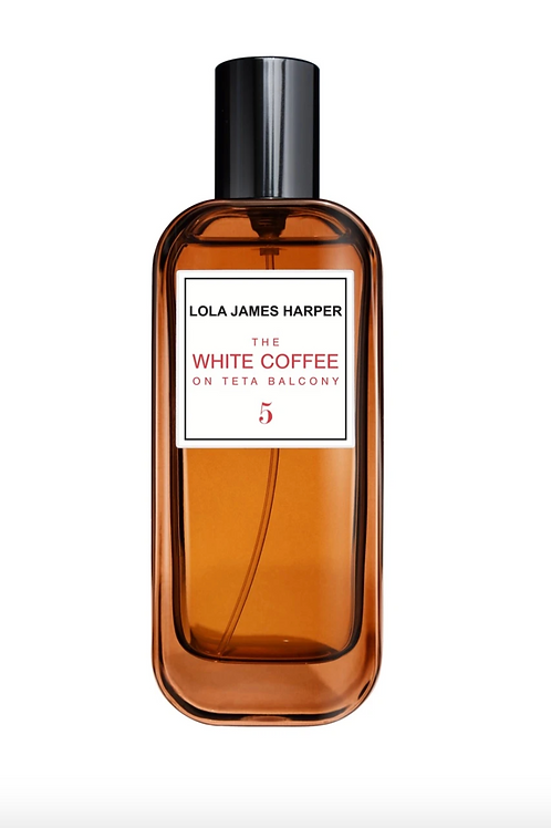 Spray d'Ambiance White Coffee / Lola James Harper