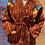 Thumbnail: Kimono Flower Power Orange / Monoki