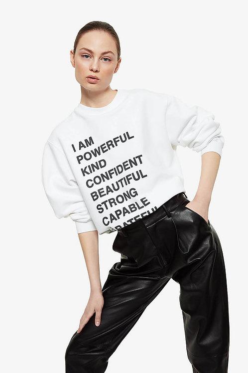 Ramona Sweat Empowerment / Anine Bing