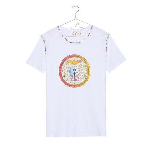 Pallas Blanc - Tee-Shirt / Monoki