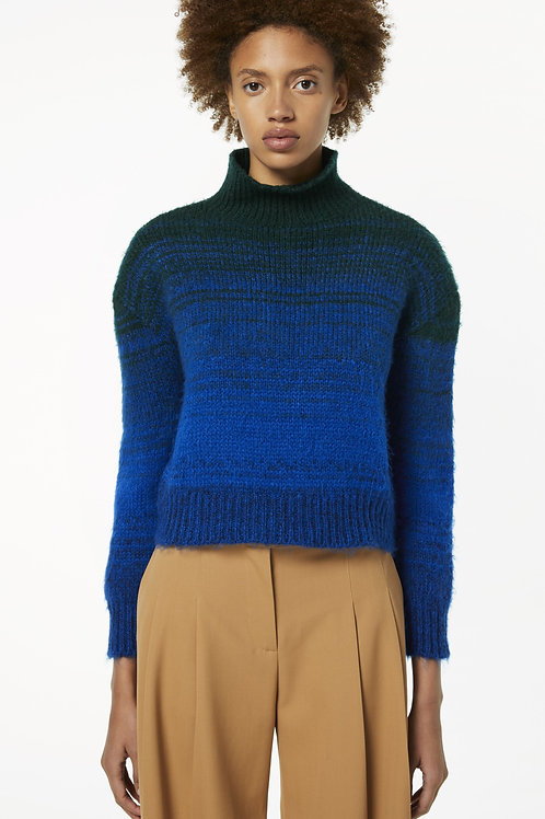 Pull cropped ombré / Victoria Victoria Beckham