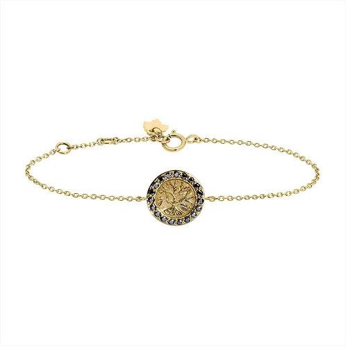 Bracelet – Médaille Arbre de Vie