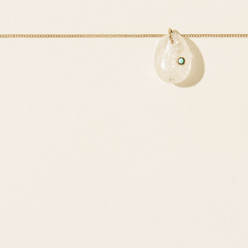 Collier Cauri n°2 Moonstone / Pascale Monvoisin