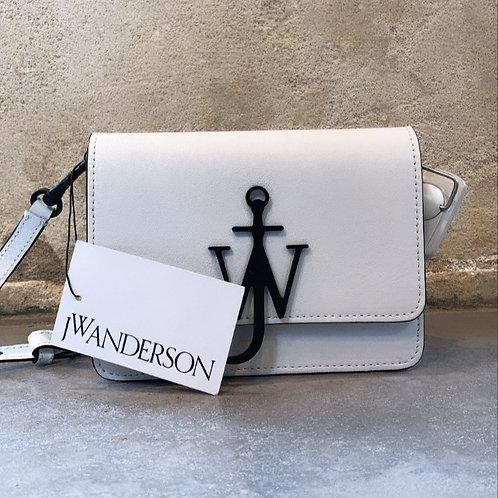 Mini sac épaule blanc / JW ANDERSON