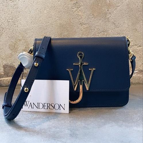 Mini sac épaule marine / JW ANDERSON