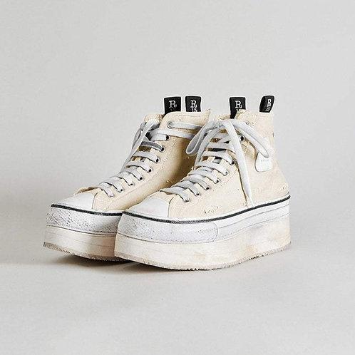 Platform High Top Sneakers / R13