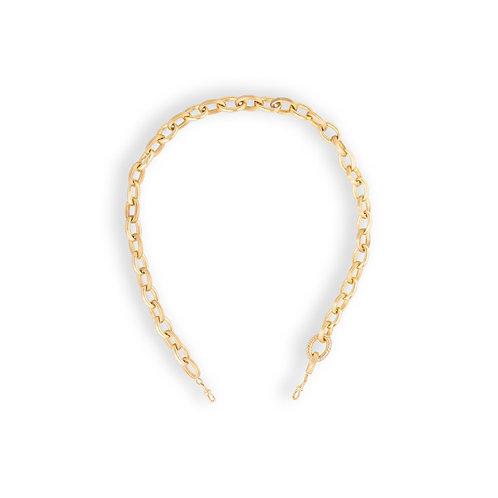 Chaîne Rosa Choker Diamants 42cm