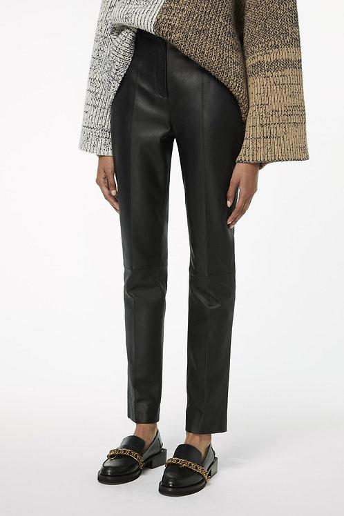 Pantalon en cuir / Victoria Victoria Beckham