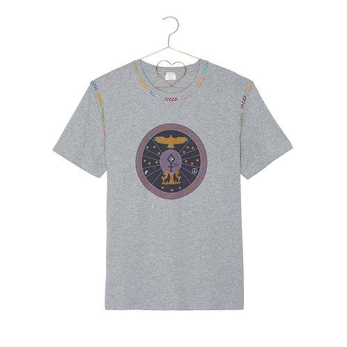 Pallas Gris - Tee-Shirt /Monoki