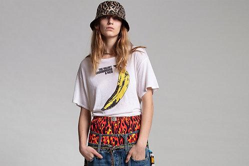 Tee-Shirt Velvet Underground Banana / R13