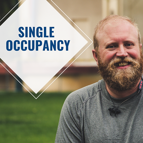Single Occupancy Registration