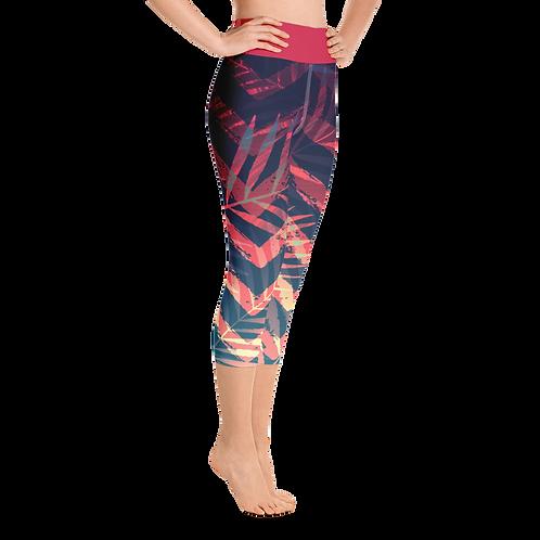 Women's All Day Comfort Yoga Olivia II Capri Leggings