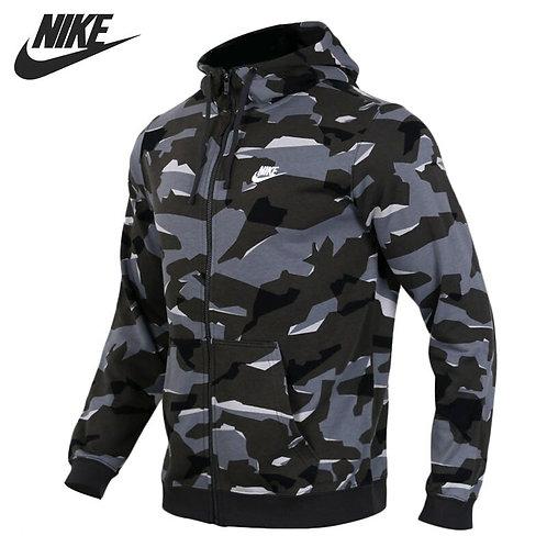 New Arrival  NIKE NSW AV15 HOODIE FZ FLC Men's Jacket Hooded  Sportswear