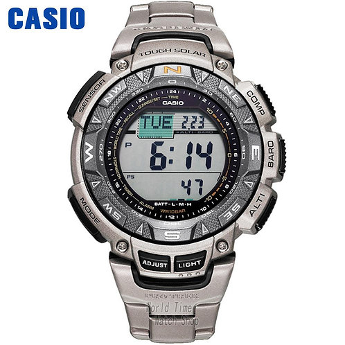 Casio Watch G Shock Digital Sport Waterproof Solar Military Quartz Men Watch