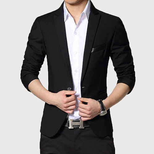 New Arrival High Quality Men Suit Single Button Leisure Blazers