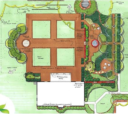 Mullin Landscaping at Arlington