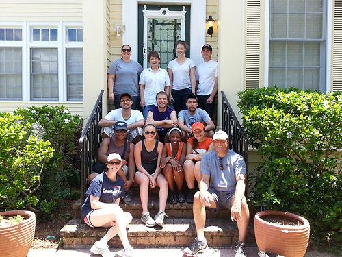 Raintree Volunteers