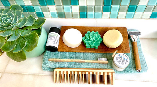 Shampoo bars Conditioner bars Deodorant Tooth Paste Bamboo toothbrush Soap and More!