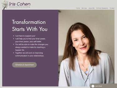 Iris Cohen MFT