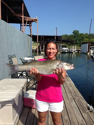 TexomaStriperFishing Stripers John Brett Fishing