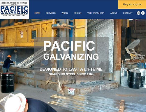 Pacific Galvanizing