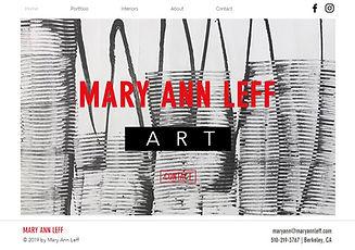 Mary Ann Leff Art