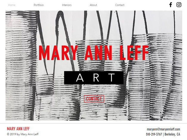 Mary Ann Leff Art