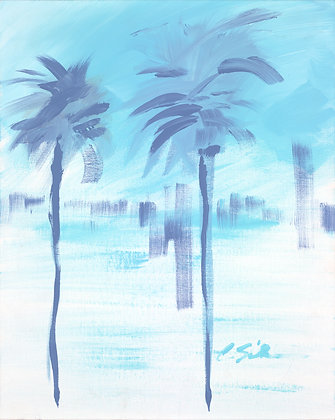 BEVERLY HILLS PALM TREES2