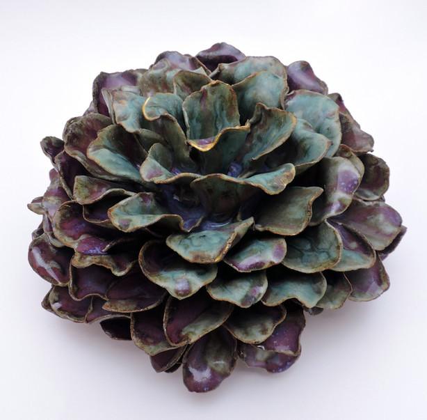 PurpleGreen Flower